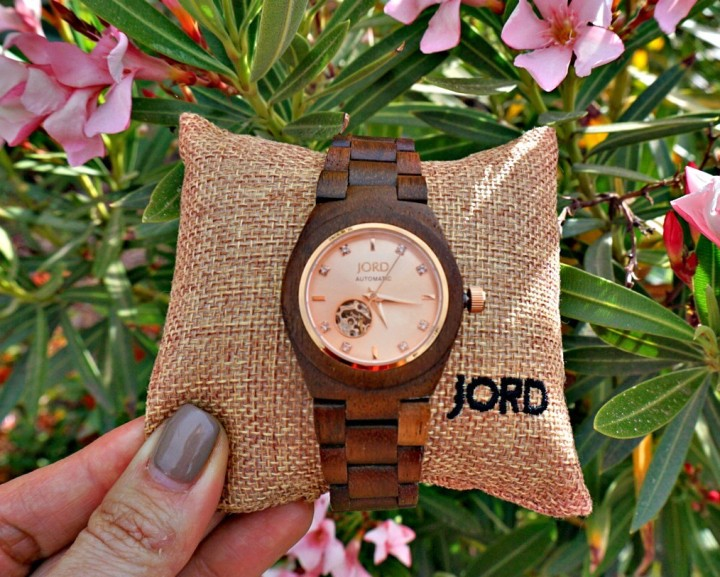 JORD Watches – A unique addition to your spring wardrobe 5-8-18